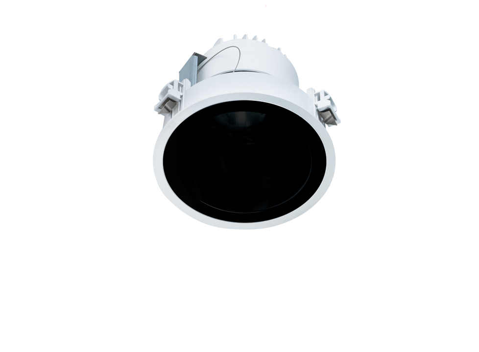 Museum quality recessed lighting : Akzu phase museum downlights recessed lighting